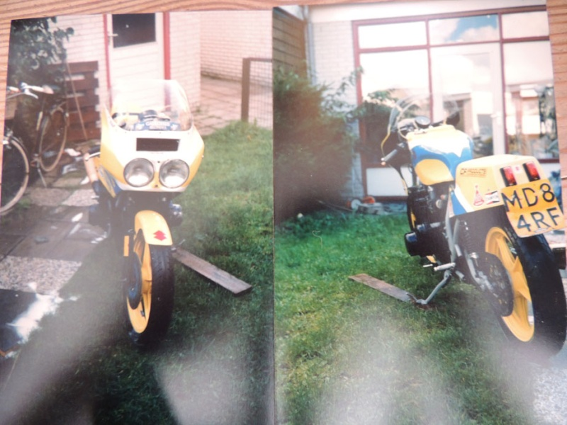 Suzuki gs1000r xr69 endurance replica - Page 5 Dscn2912