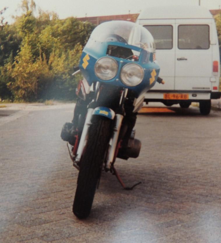 Suzuki gs1000r xr69 endurance replica - Page 5 Dscn2914