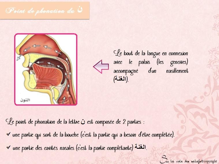 Première Règle: le noun non vocalisée & les voyelles doubles Phonat10