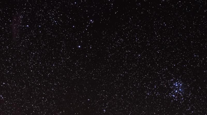 M45 Pléiades - 27/11/2013 _pleia10
