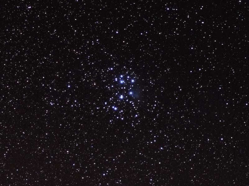 M45 Pléiades - 27/11/2013 _pleia11