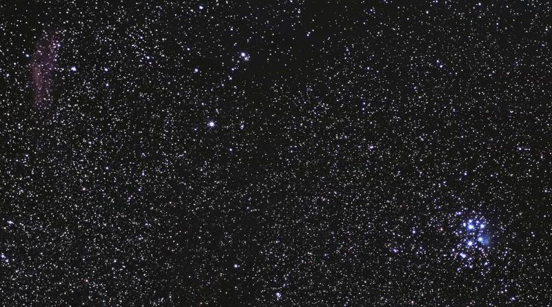 M45 Pléiades - 27/11/2013 _pleia12