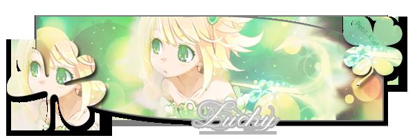 [CS6 - Signature Complète] Lucky (Pour tous niveaux) Lucky10