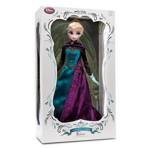 Disney Store Poupées Limited Edition 17'' (depuis 2009) - Page 3 Elsa_l10