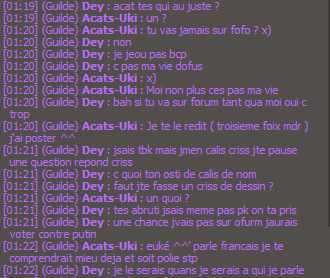 Screenshots en folie - Page 3 Captur12
