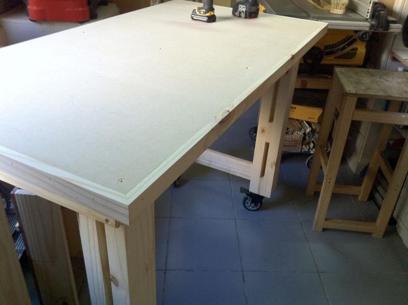 trabajo - Renovando mi mesa de trabajo 58t21010