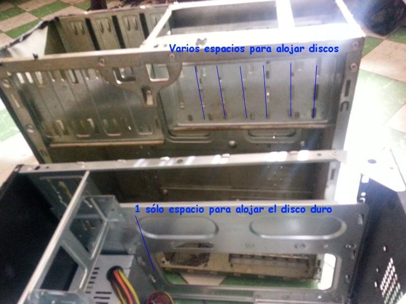 Cambio de tarjeta madre del PC Alojar10