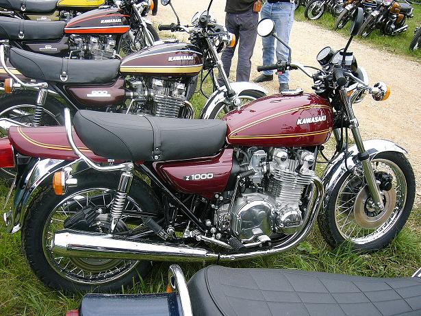 Réglage moteur Z1000 A1 2310