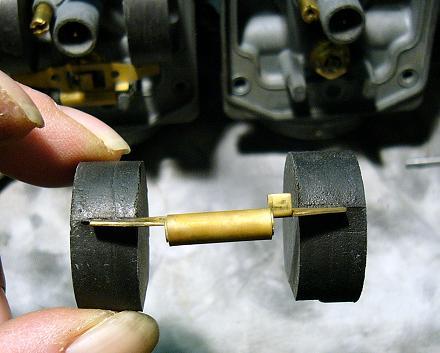 Réglage moteur Z1000 A1 Flotte10