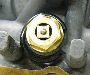 Réglage moteur Z1000 A1 Joint10
