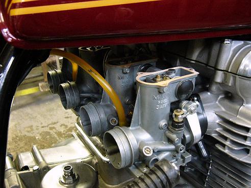 Réglage moteur Z1000 A1 Rampe11