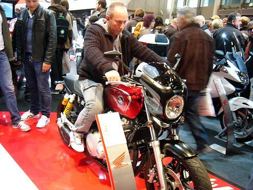 Salon de la moto à Paris Salon_10