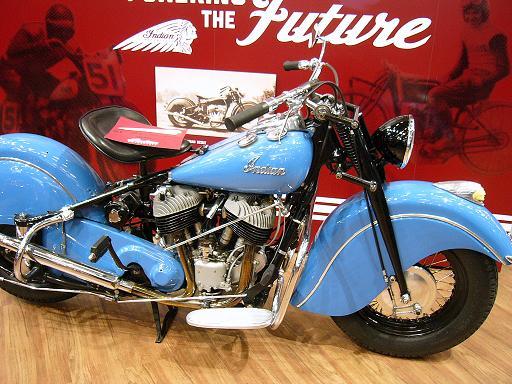 Salon de la moto à Paris Salon_16