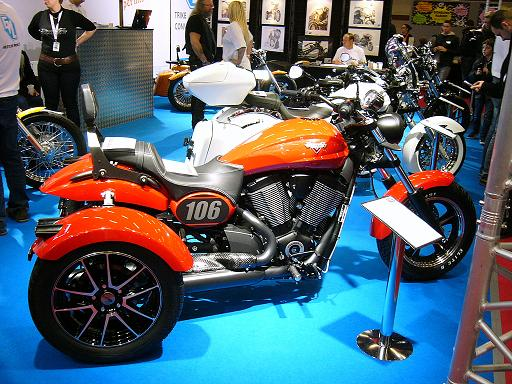 Salon de la moto à Paris Salon_17