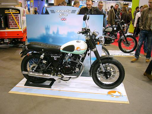 Salon de la moto à Paris Salon_24