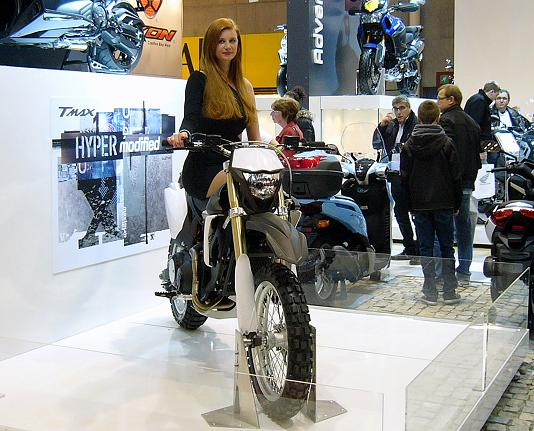 Salon de la moto à Paris Salon_25