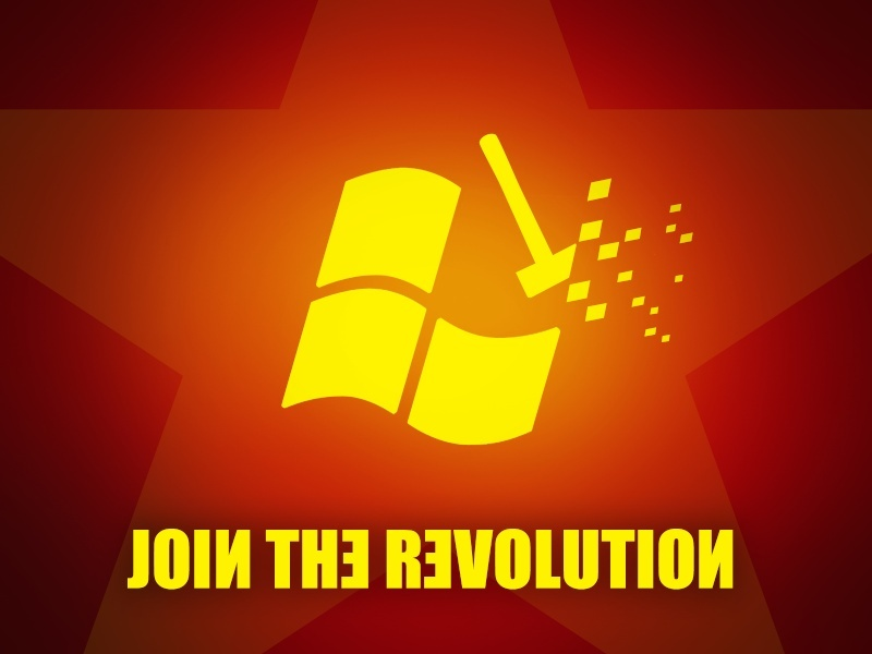 """""""Join the revolution"""" Do_the10"""