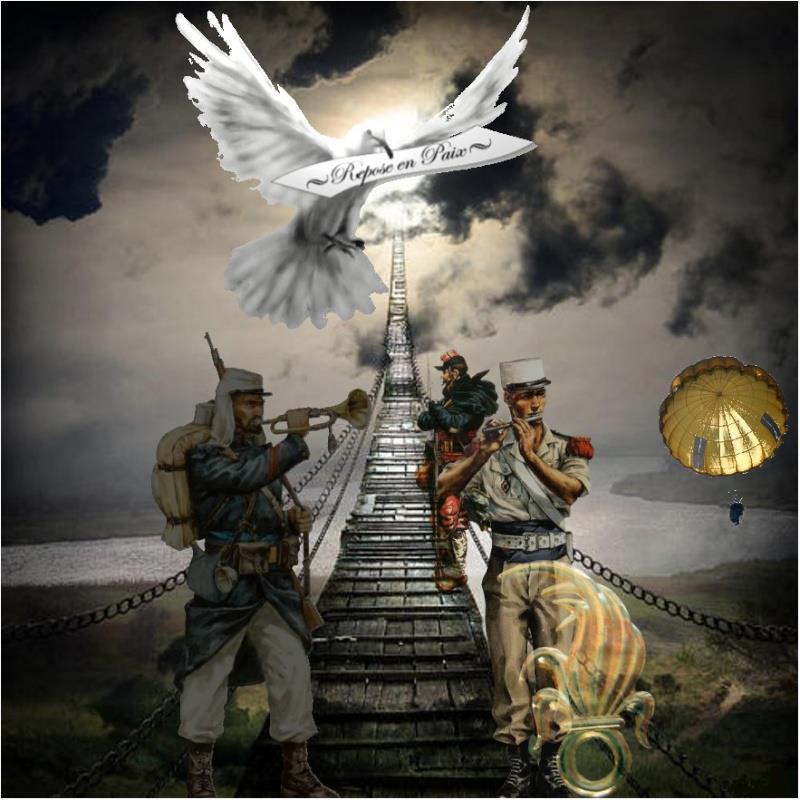 légionnaire tué au Mali  du 2 REP  CALVI Rip_110