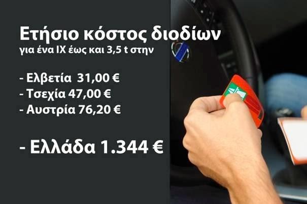 Η μεγάλη απάτη: Που πάνε τα 4 δις ευρώ το χρόνο από τις εισπράξεις σε διόδια και τέλη κυκλοφορίας; Klopi_10