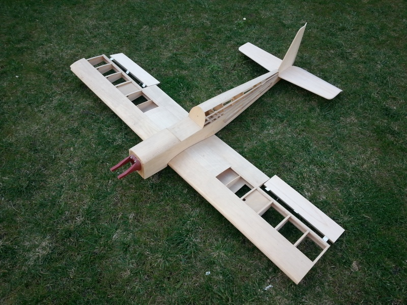 Avion kit balsa 20140410