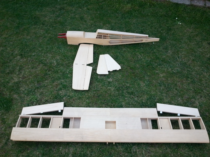 Avion kit balsa 20140412