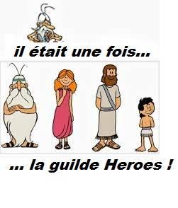 La guilde héroes part en conquête, meneur en tête... hein Berber ! Heroes10