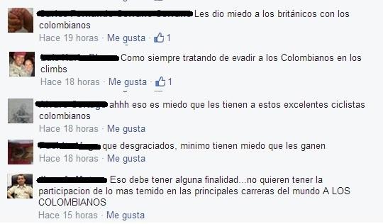 Folklor colombiano (Comentarios de los aficionados) 110