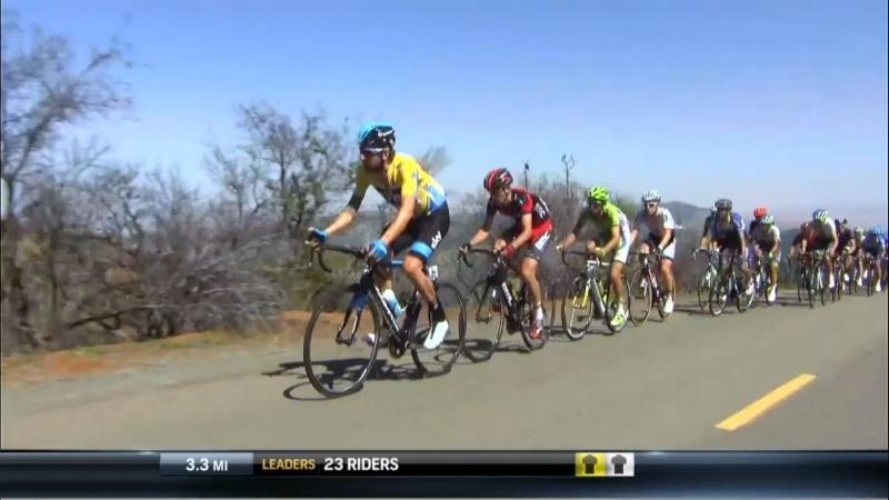 Amgen Tour of California 2014 Caida410
