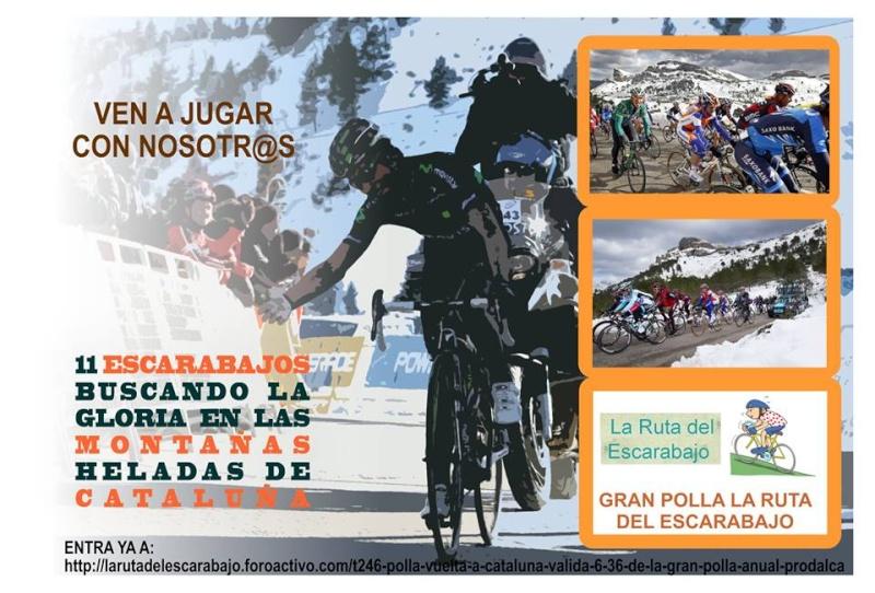 Polla Vuelta a Cataluña - Valida 6/36 de la Gran Polla Anual Prodalca Catalu10