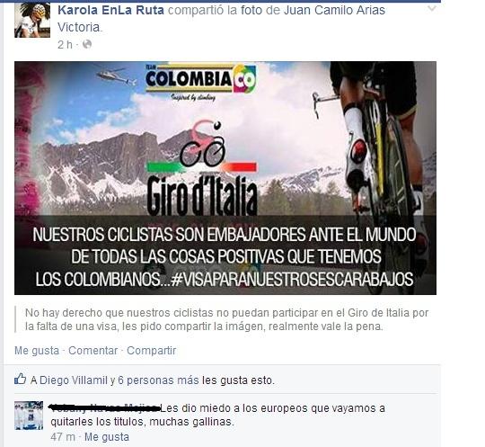 Folklor colombiano (Comentarios de los aficionados) Folklo10