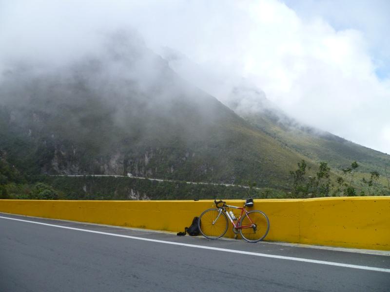 Mi pequeña Vuelta a Colombia.  14 etapas - 30 días - 1530km  P1000810