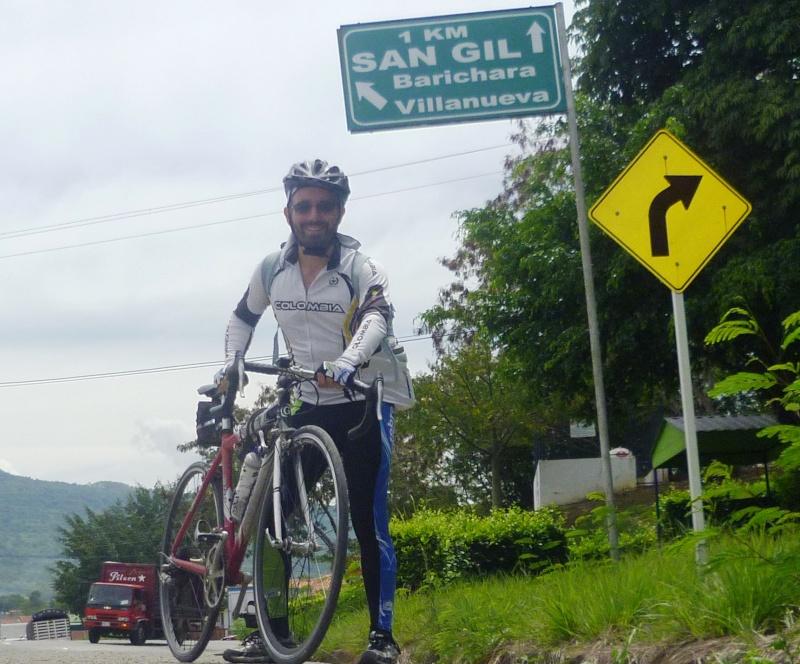 Mi pequeña Vuelta a Colombia.  14 etapas - 30 días - 1530km  P1010111
