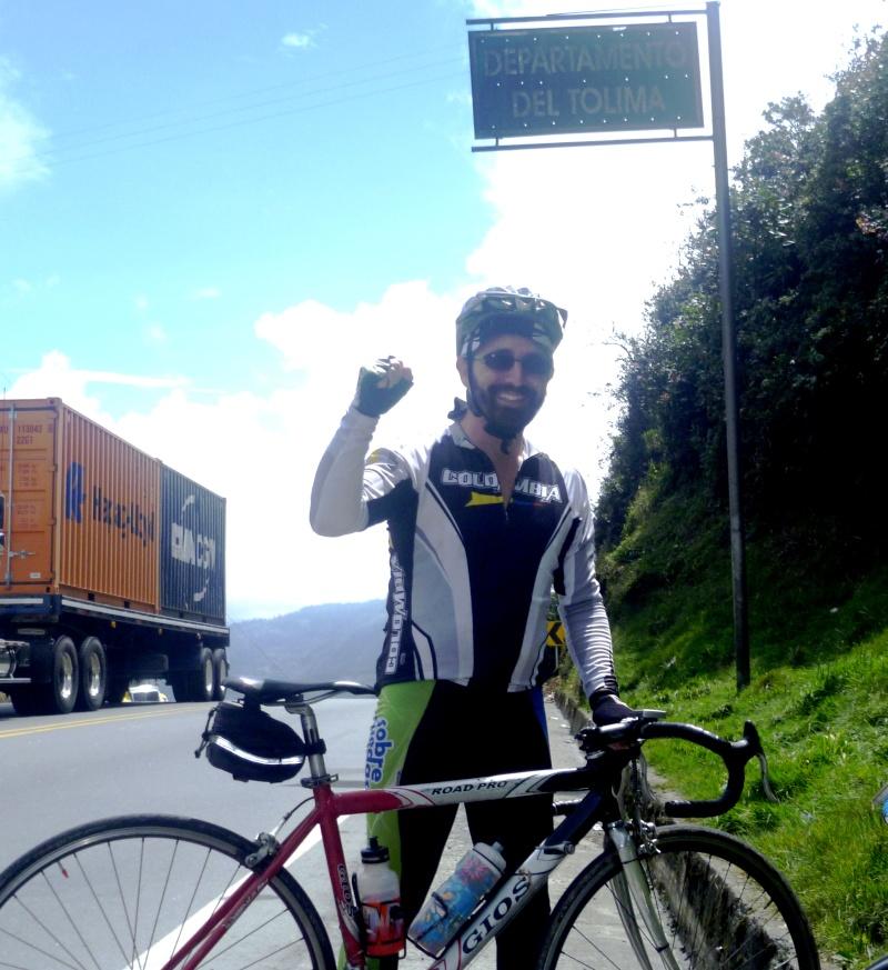 La Línea: el infaltable en la hoja de ruta de un ciclista colombiano P1010810