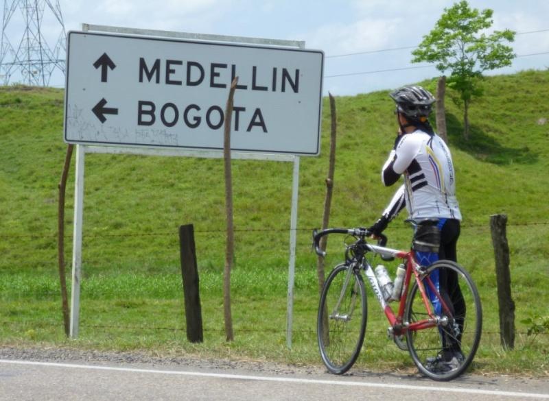 Mi pequeña Vuelta a Colombia.  14 etapas - 30 días - 1530km  Puerto11