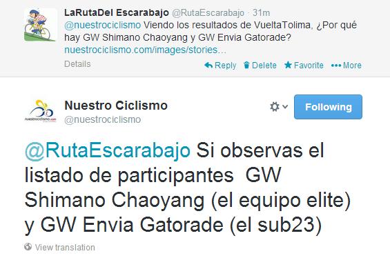 Vuelta al Tolima 2014 Vuelta13