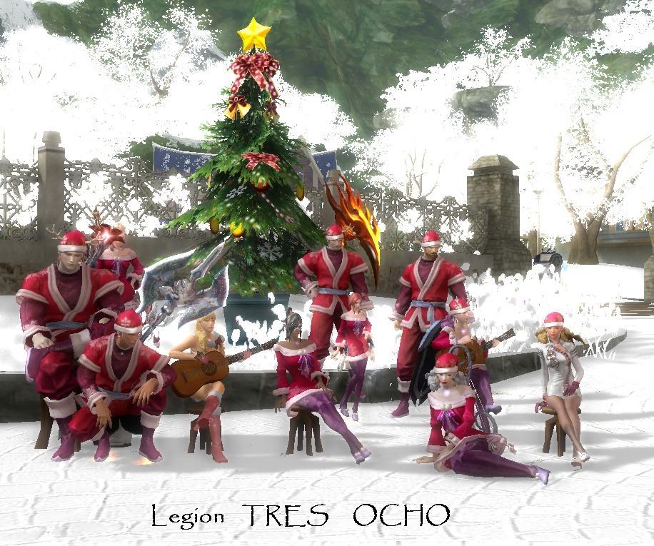 Legion Tres Ocho