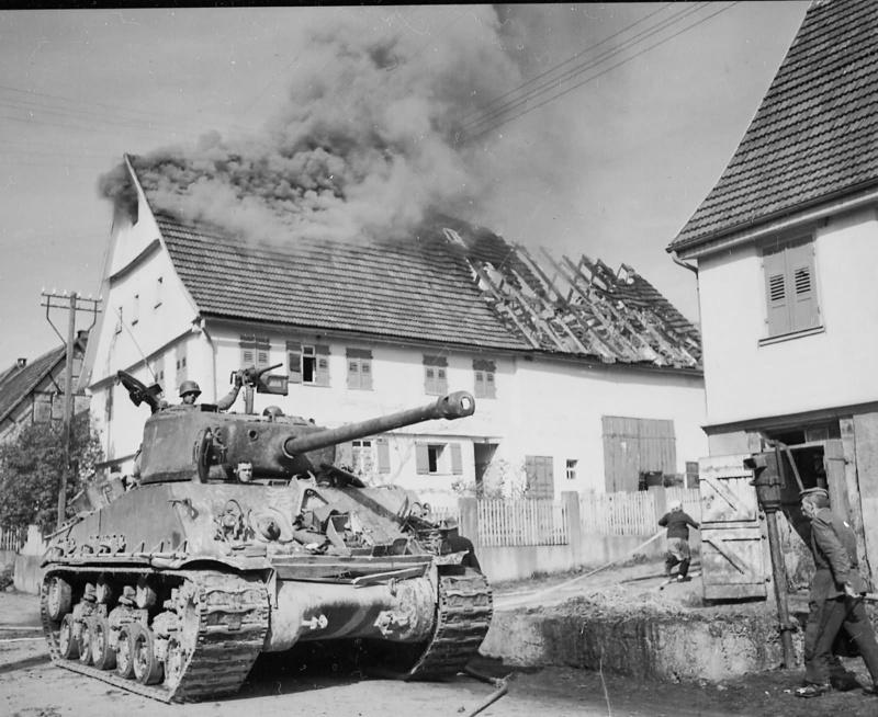 Fury, le film M4a3e810