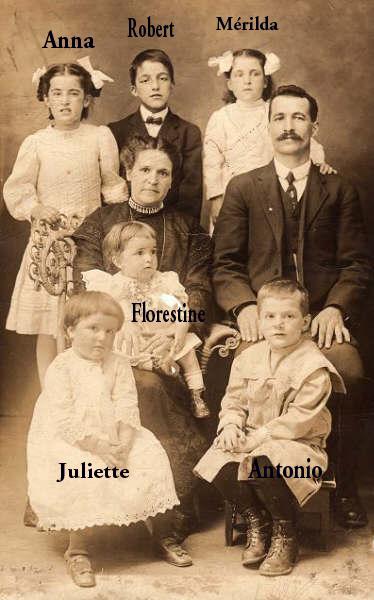 Qui sont ces gens ? Fournier Perreault ou ? impossible - Souvenirs partagés par Denise 45077610