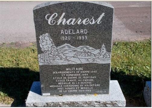 Charest, Adélard Dalard10