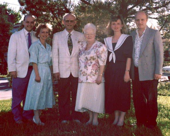 Famille Thomas Pelletier et Marie-Blanche Dumas - Souvenirs partagés par Denise Famill27