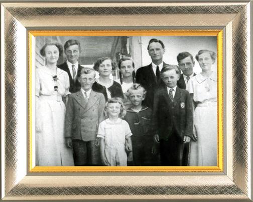 Famille Thomas Pelletier et Marie-Blanche Dumas - Souvenirs partagés par Denise Fampel10