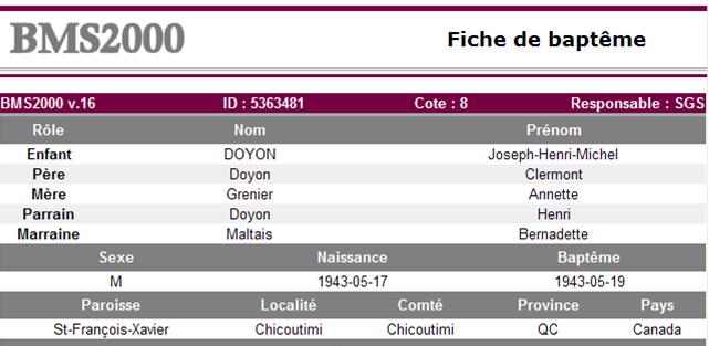 Clermont Doyon et Annette Grenier Henri_11