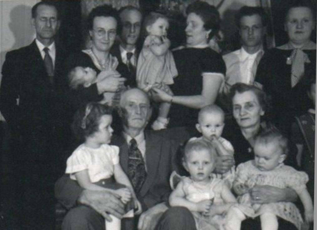 Famille Thomas Pelletier et Marie-Blanche Dumas - Souvenirs partagés par Denise Pellet14