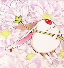 Top 10 - Mascottes d'animes/mangas Mokona10