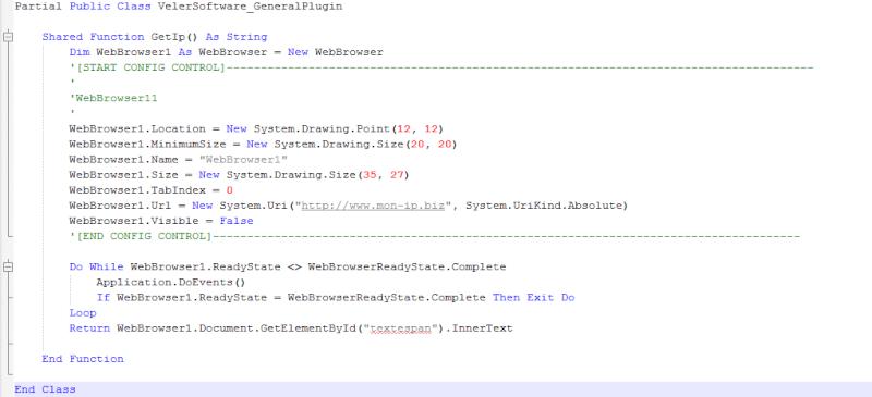 Bug pour obtenir l'Ip  2014-011
