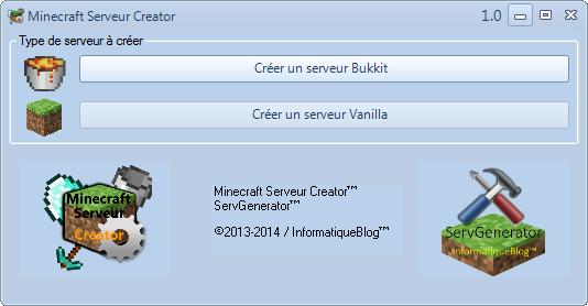 MineServ Creator 2.4 (3.0 en DEV ...) - Page 2 Captur10