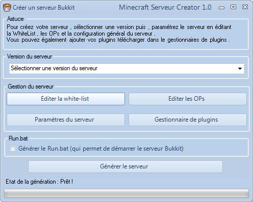 MineServ Creator 2.4 (3.0 en DEV ...) - Page 2 Captur11