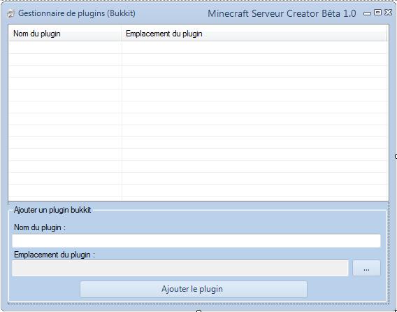 MineServ Creator 2.4 (3.0 en DEV ...) - Page 3 Captur22