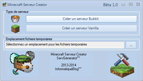 MineServ Creator 2.4 (3.0 en DEV ...) - Page 4 Captur23