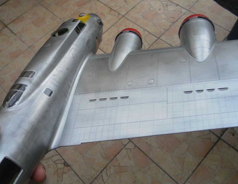 B 17G HK model 1/32° 317